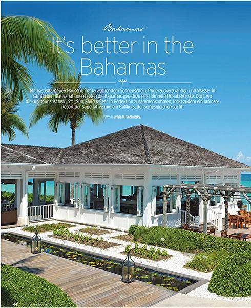 Bahamas - Mansory Magazine