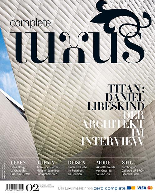 cover complete Luxus